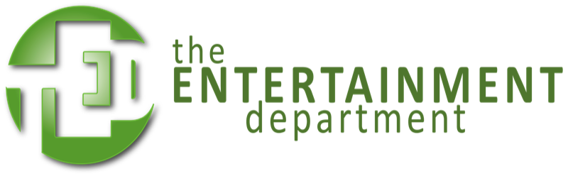 The Entertainment Department Logo